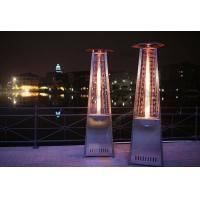 China Eco Friendly Outdoor Propane Gas Heaters , Floor Standing Propane Heater 2.3m on sale