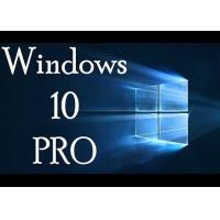 China 100% Original Windows 10 Pro Professional CD Key Activation Full Version wholesale