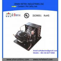 China Copper Tube Air Cooled Embraco Condensing Unit on sale