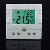 China 50/60Hz Digital Temperature Controller Thermostat 3- Speed Fan Control wholesale