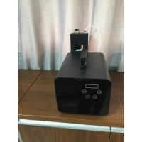 5.25kg Automatic Metal Black HVAC Scent Diffuser Large Area Use Touch Screen