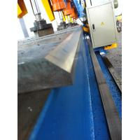 China Steel Plate Edge Bevelling Machine With Double Head / Hydraulic System wholesale