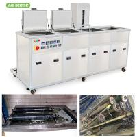 Buy cheap Injection Mould Utrasonic Cleaning Machine With Multi Stage Equipment Washing, from wholesalers