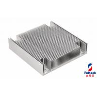 China Custom Heat Sink Aluminum Profiles Anodized Surface For Medical Equipment wholesale
