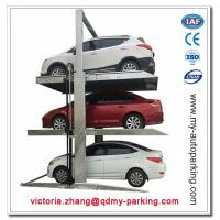 China Two Post Triple Parking Lift Car Parking Lifts Multi-level Parking System wholesale