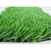 China 13000Dtex Premium Football Artificial Grass With PE Monofilament Yarn wholesale