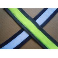 China 3Mm - 110Mm Printed Single Face Personalised Woven Ribbon Weaving for garment wholesale