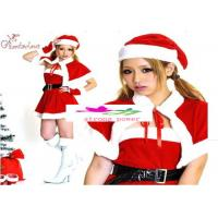 Buy cheap Sexy Women's Santa Claus Christmas Costume Cosplay Party Outfit Xmas Fancy Dress from wholesalers