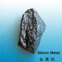 China Industrial Silicon Metal (553#, 441#, 3303#) wholesale