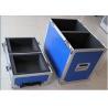 China Speaker / Audio Equipment Aluminum Tool Cases , Heavy Duty Case - 40°C - 80°C wholesale