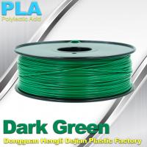 Buy cheap ПЛА 1,75 ОЭМ Биодеградабле/3,0 3Д мм нитей принтера (темные ые-зелен) from wholesalers