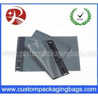 China Grey Poly Mailing Bags / Plastic inflatable packaging for Transportation on sale
