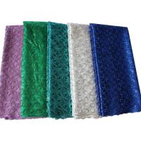 High quality tulle laces fabric for wedding dress wholesale teal new tulle lace