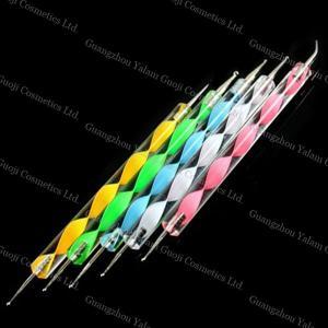 China Nail Art Dotting Drawing Pen Nail Art Tools And Equipment For Fine Nail Art Work wholesale