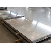 China 3003 Aluminium Alloy Plate 0.1 mm - 300 mm Thickness With Bare Plate Finished wholesale