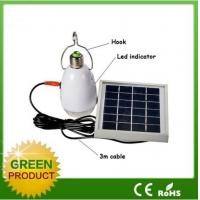 Cheap price mini solar powered light, portable led solar light with remote control for hot sale