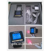 China Low level laser therapy device wrist type for blood pressure on sale