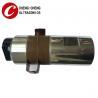 China 2500W 15Khz High Power Ultrasonic Welding Transducer For Making Plastic Welding Machine wholesale
