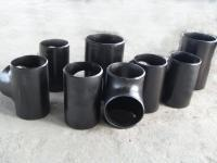 China DIN Seamless Carbon steel Tee wholesale