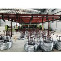 China Energy Saving Gabion Machine LNWL33-120-2 With Air Compressor Wire Tensile System wholesale