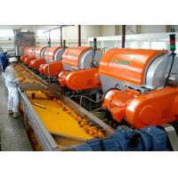 China Combined Pasteurized Milk Processing Plant And Fruit Juice Processing Line wholesale