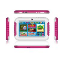 China 4.3 Inch Red Front Camera Kids Educational Tablet with Android 4.2 wholesale