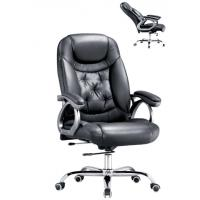 China luxury modern high back leather office executive manager chair furniture wholesale