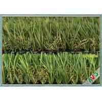 Monofilament Landscaping Grass Artificial Similar Appearance Like Real Grass