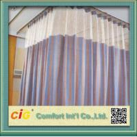 China Polyester Cubicle Hospital Use Home Textile Fabric Cloth Material for Upholstery wholesale