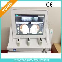 China Ultrasound face lift machine with SMAS contraction for sagging and loose skin issues wholesale