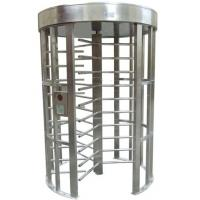 China Outdoor Rustproof Full Height Turnstile with Light Alarm for Park RS485 AC220V 50Hz RS485 on sale