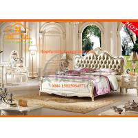 China European style antique Royal luxury french style wooden bedroom furniture wholesale