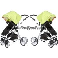 China Baby prams with car seat, travel system stroller 3 in 1 on sale