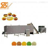 China High Efficiency Bread Crumbs Machine Stainless Steel Material For Panko wholesale