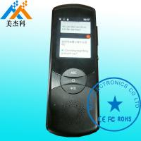 China 2.4 Inch Smart Voice Translator Auto Real Time With Customized Color on sale
