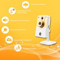 China Two Way Audio Smart Home IP Camera System , Small Cctv Camera With Wifi wholesale