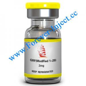 China CJC-1295 , peptide , 2mg , Synonyms : CJC1295 , MOD GRF 1-29 , cas 863288-34-0 on sale