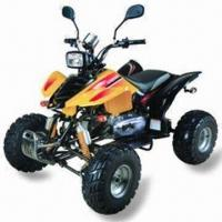 China ATV with Maximum Torque of 8.8Nm/7,000rpm and Electric Starter, Measures 1,520 x 920 x 1,000mm wholesale
