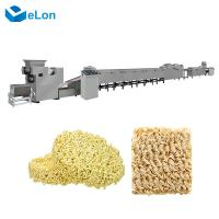 China Industrial fully automatic frying instant noodles making maker machine production processing line Chinese suppliers wholesale