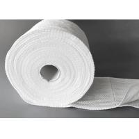 China Professional Wet Towel Rolls , Microfiber Cloth For Kitchen  Diamond Pattern wholesale