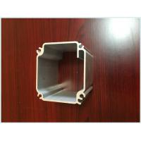 China 6061 Standard  Powder Painted Aluminum Profiles For Electronis Aluminum Extrusion Alloy wholesale