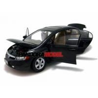 China Diecast Model -- Car Model - Honda CIVIC (2006 Black) wholesale