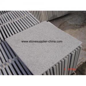 China Pearl white granite tile wholesale