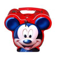 China tin handle box tin lunch box tin money box wholesale