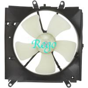 Assemblée automatique de ventilateur de radiateur d'OEM No.16363-74020 Toyota Corolla