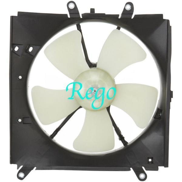 Quality Assemblée automatique de ventilateur de radiateur d'OEM No.16363-74020 Toyota Corolla for sale
