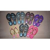 China white dove fancy pe ladies slippers +Shining outdoor comfortable sandal+PE bright lady flip flop 6 wholesale