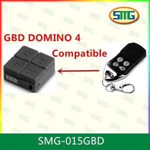 China SMG-015GBD GBD Domino Gate Garage Door Key Fob GIBIDI Remote Transmitter wholesale