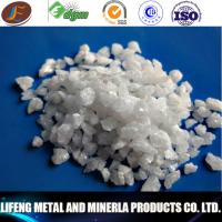 China White Fused Alumina F46 for abrasive and refractory with the best price wholesale