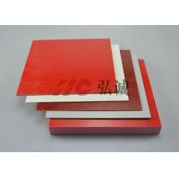 China Colorful GPO3 Fiberglass Sheet , Polyester Sheet Excellent Mechanical Strength wholesale